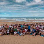 Promoviendo la integración del alumnado de Harrobia en la playa de Sopelana