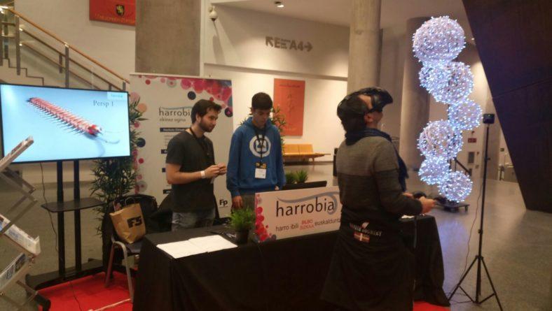 Fun&Serious  bideojokoen  festibalean  parte  hartu  du  Harrobiak