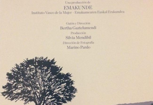 Emakundeko  'Volar'  dokumentala  ikusi  dute  Harrobiako  ikasleek