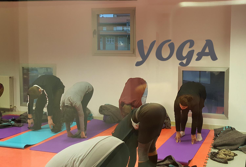 Unidad formativa de Yoga