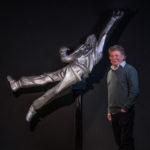 TKGUNE escaneo de una obra del escultor Antonio Ranieri