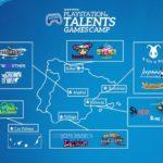 3D  Ikasleak-PlayStation  Talents  Games  Camp