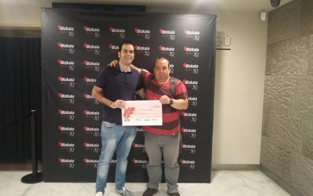 El proyecto de empresa Experiental de Harrobia finalista en los premios DEMA para empresas