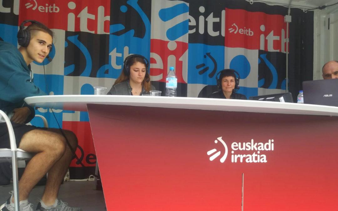 Harrobia  Ikastola  Euskadi  Irratiko  FAKTORIA  programan