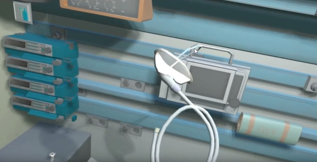 Harrobiako 3D-ko ikasleek Anbulantzietarako VR simulatzailea egin dute