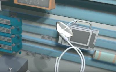 El alumnado de 3D de Harrobia crea un Simulador de entrenamiento en VR para ambulancias