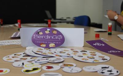 El alumnado de Harrobia de Marketing y Publicidad ha creado el juego de mesa BerdinGO!