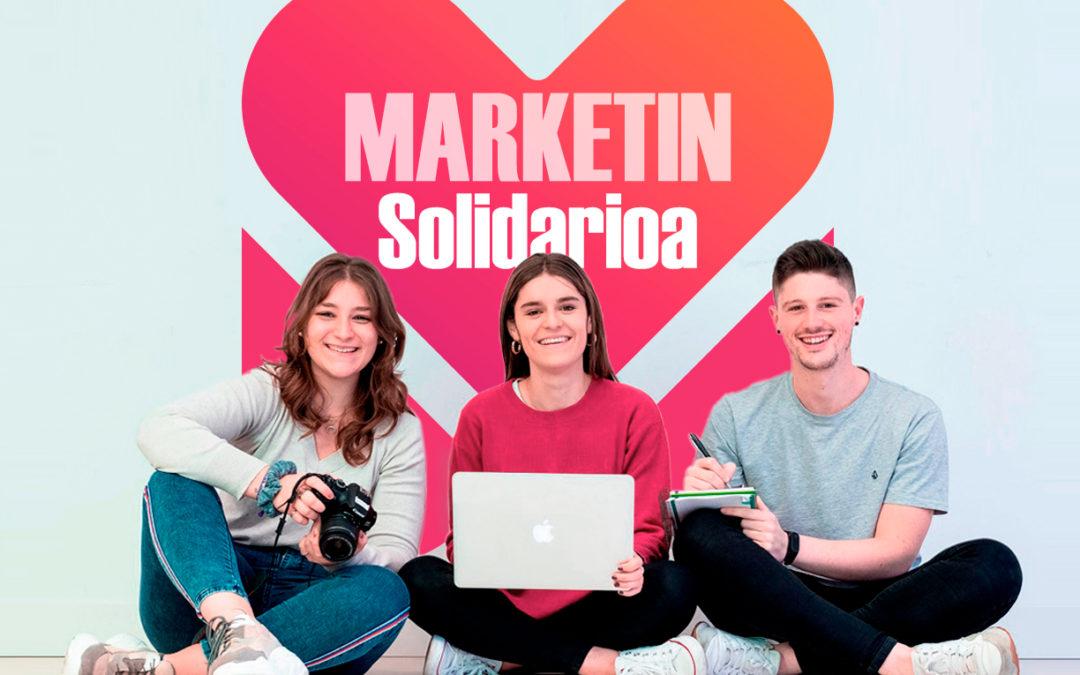 Marketin solidarioa COVID-19aren aurrean enpresak laguntzeko