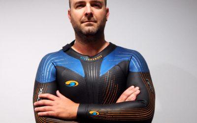 El ex alumno de natación Iskander seleccionado para la prueba del Canal de la Mancha, el Everest del mar
