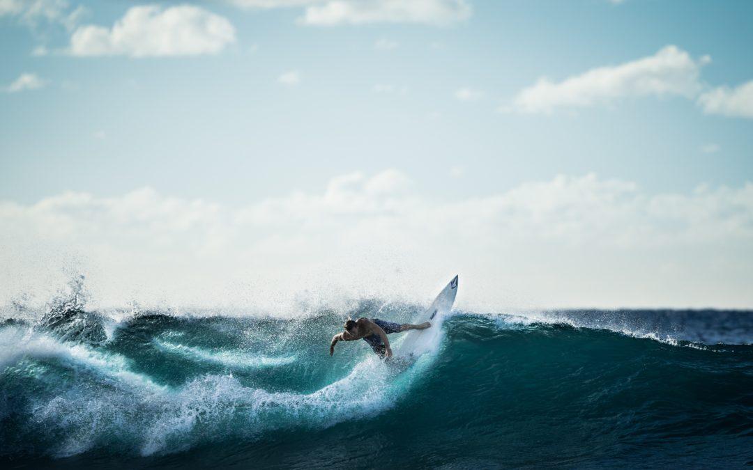 Surf entrenatzaile NII ikastaroa