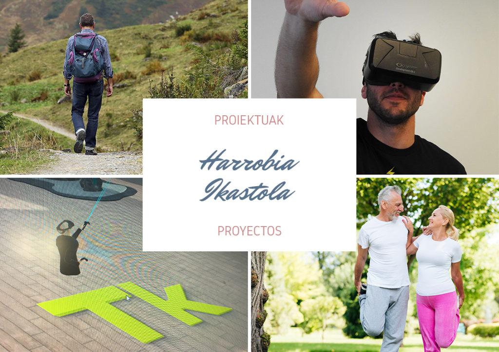 Proiektuak Harrobia Ikastola LH