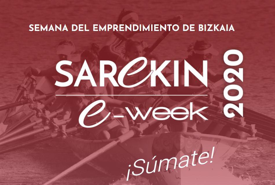 Harrobia Ikastola en la Sarekin Week 2020