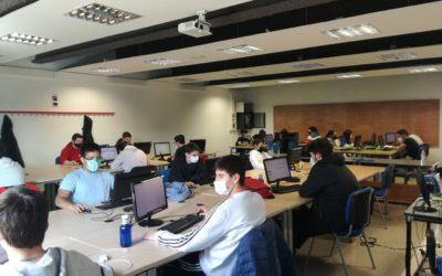Creado e instalado el Sistema operativo «HARROBIX» GNU/LINUX en Harrobia ikastola