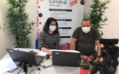Harrobia ha participado en el Foro Municipal